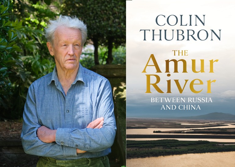 Image of An Evening with Colin Thubron