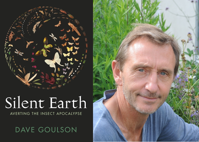 Image of NEW VENUE: Professor Dave Goulson On How To Save Our Insects