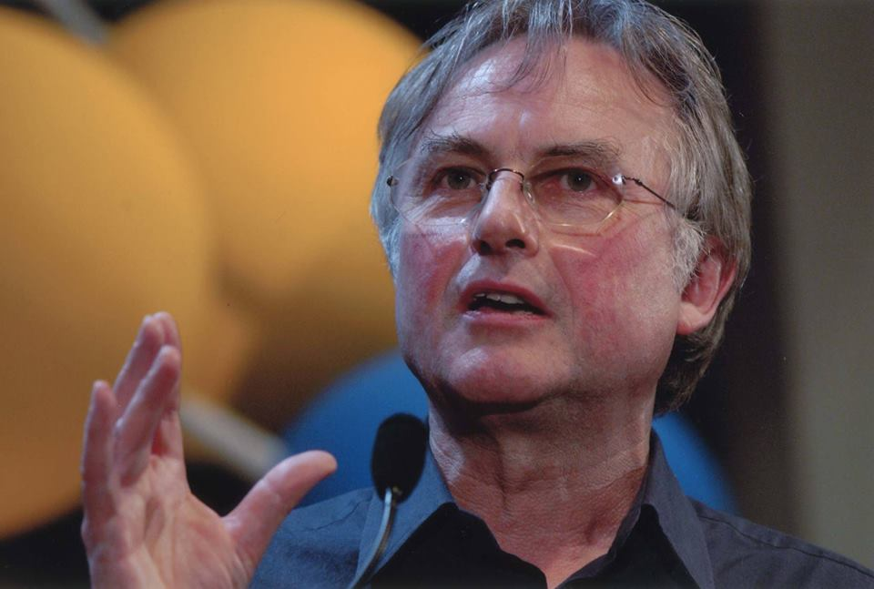 Image of Richard Dawkins with Brief Candle in the Dark