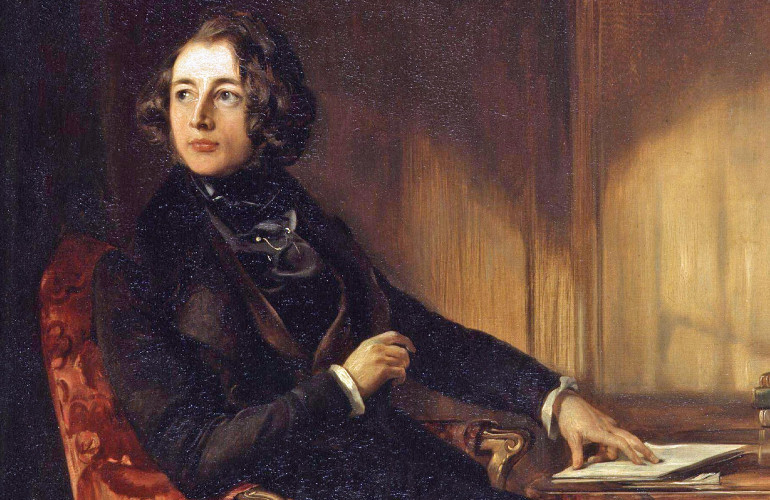 Image of On the Trail of Charles Dickens – a Literary Walk