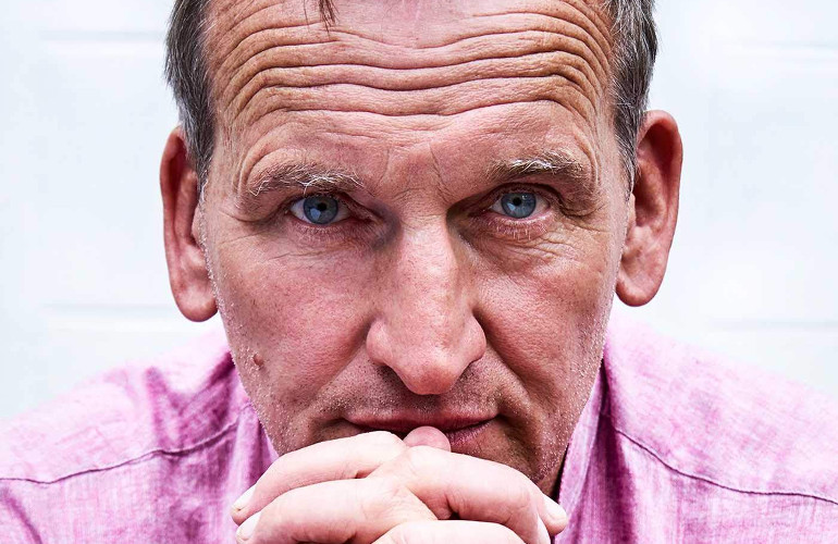 Image of Christopher Eccleston