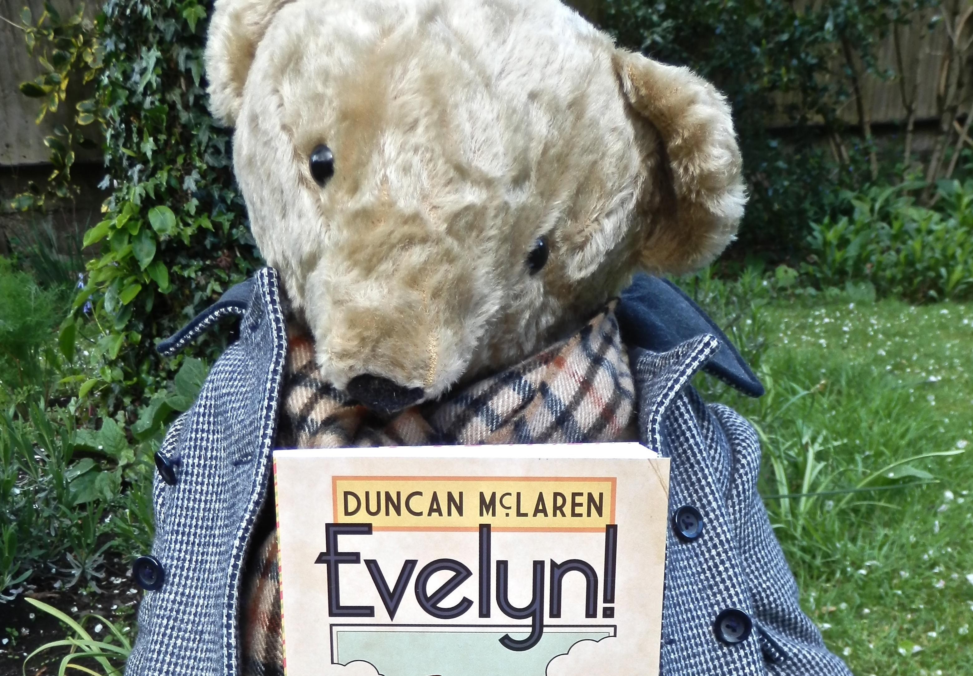 Image of Evelyn! Rediscover Evelyn Waugh with Duncan McLaren