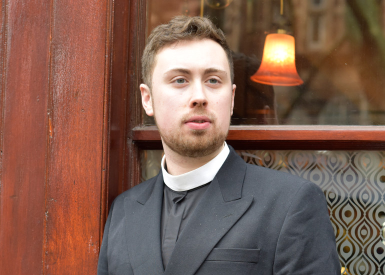 Image of Fergus Butler-Gallie on the English Clergy
