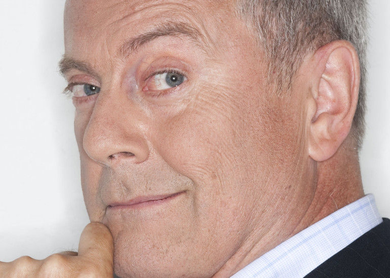 Image of An Evening with Gyles Brandreth