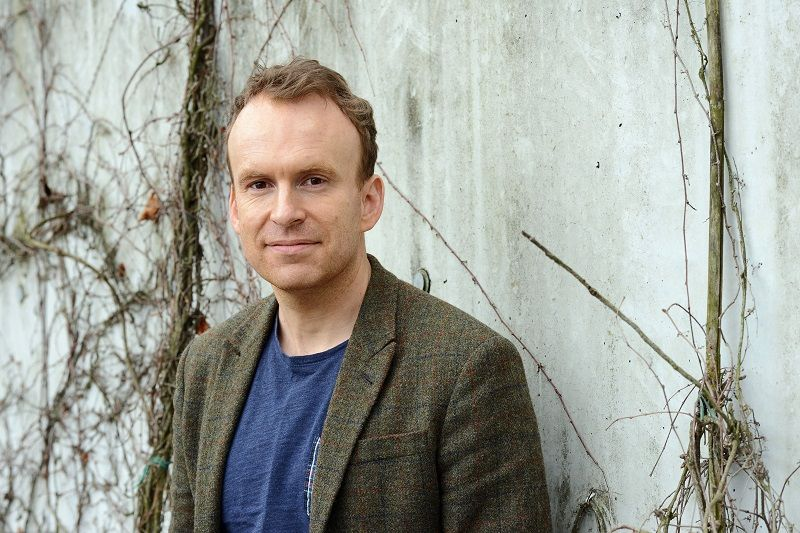 Image of Matt Haig with How to Stop Time