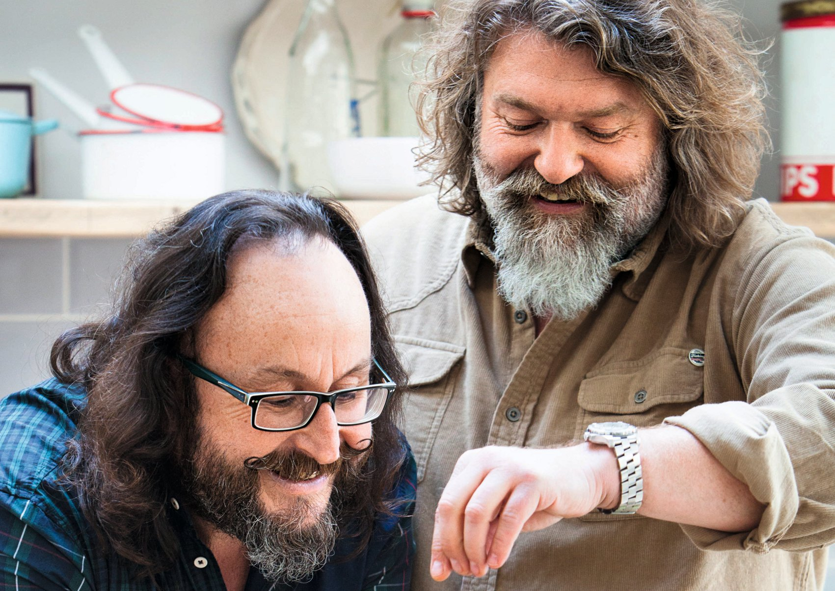 Image of Tea and Cake with The Hairy Bikers – SOLD OUT