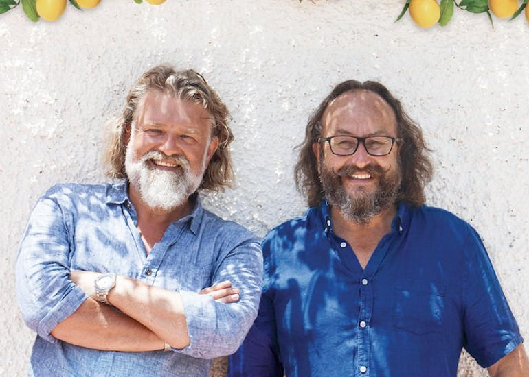 Image of The Hairy Bikers' Mediterranean Lunch