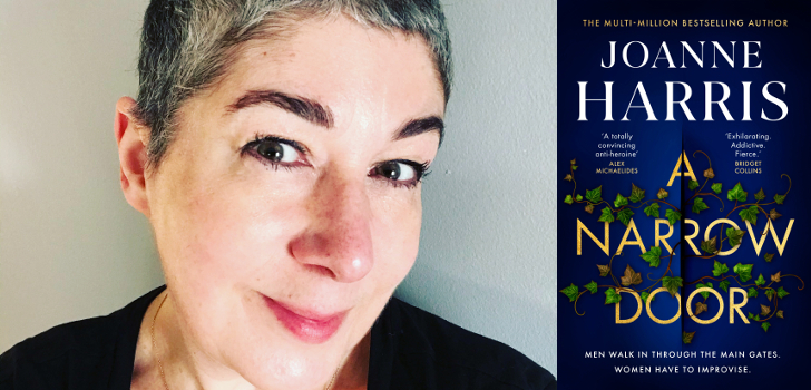 Image of Live In-Person: Joanne Harris