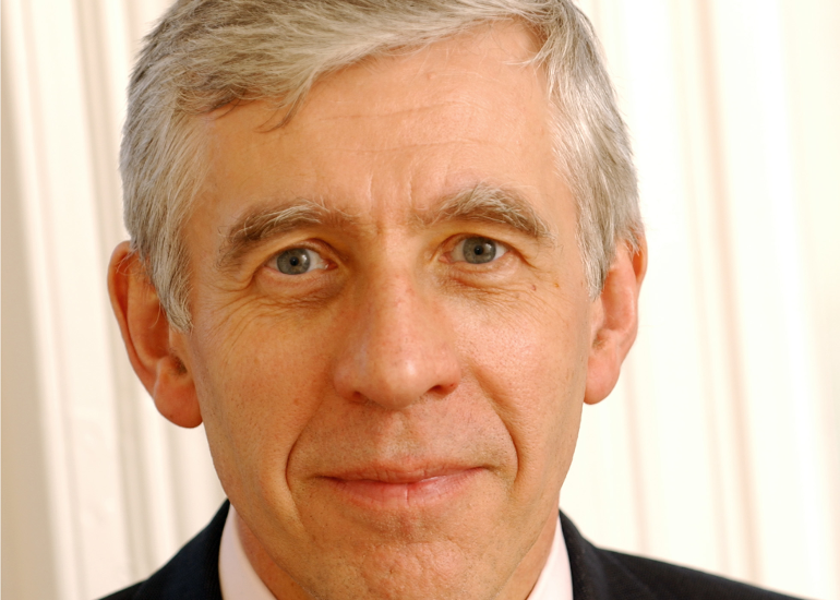 Image of An Evening with Jack Straw