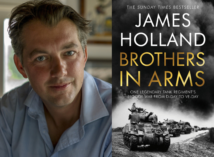 Image of Live In-Person: James Holland