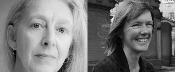 Image of Poetry on the Paragon with Kate Miller and Kathleen Jamie