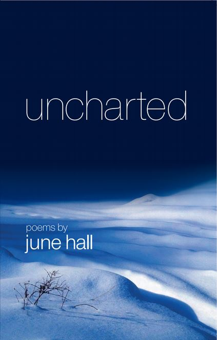 Image of Poetry Launch Event for Uncharted by June Hall