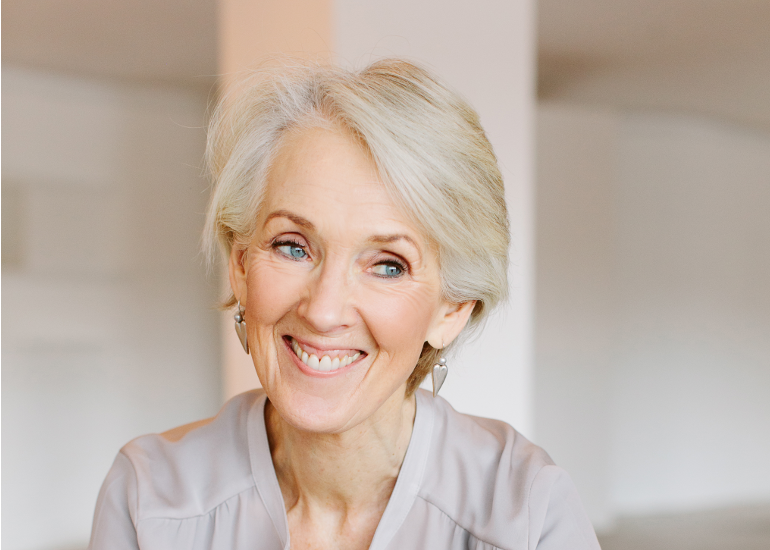 Image of **POSTPONED due to inclement weather** Joanna Trollope
