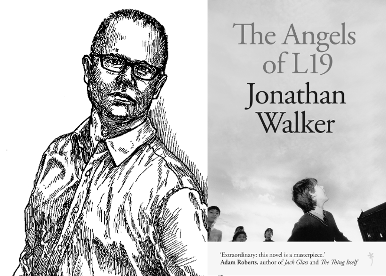 Image of Jonathan Walker and Adam Roberts for The Angels of L19