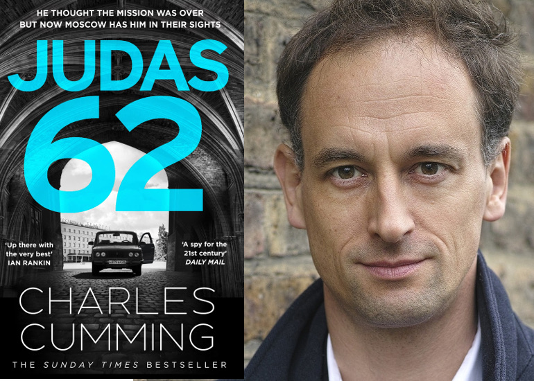Image of Live In-Person: Charles Cumming