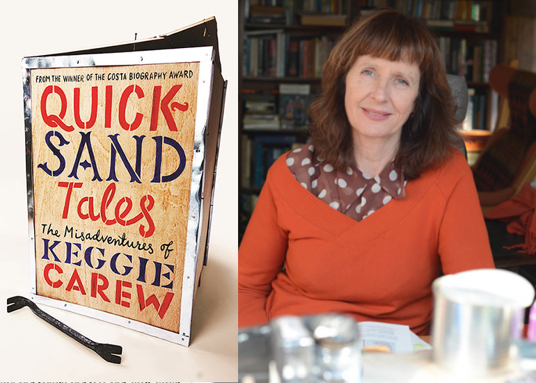 Image of Quicksand Tales: An Evening with Keggie Carew