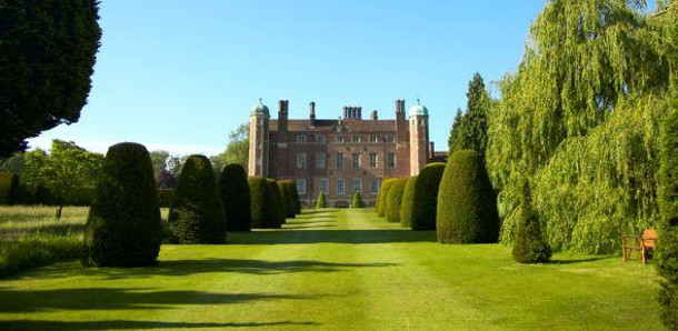 Image of Madingley Hall Literary Dinner (in partnership with ICE)
