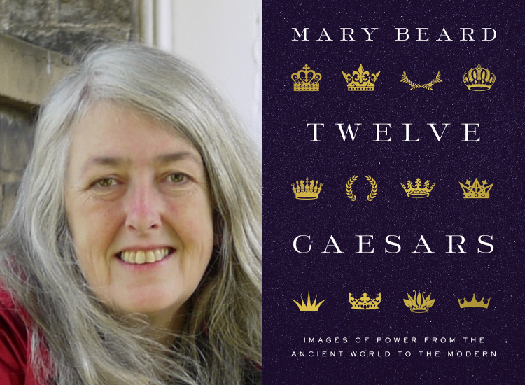 Image of Live In-Person: Mary Beard