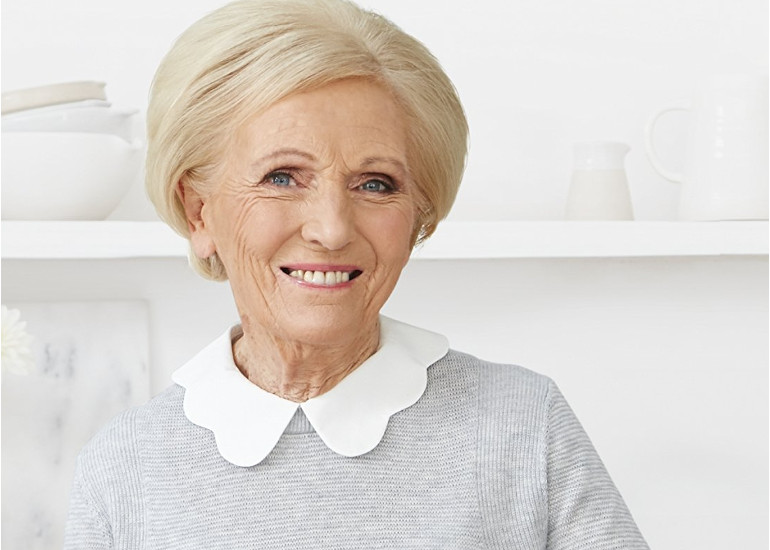 Mary berry bath events topping company booksellers for Mary berry uk