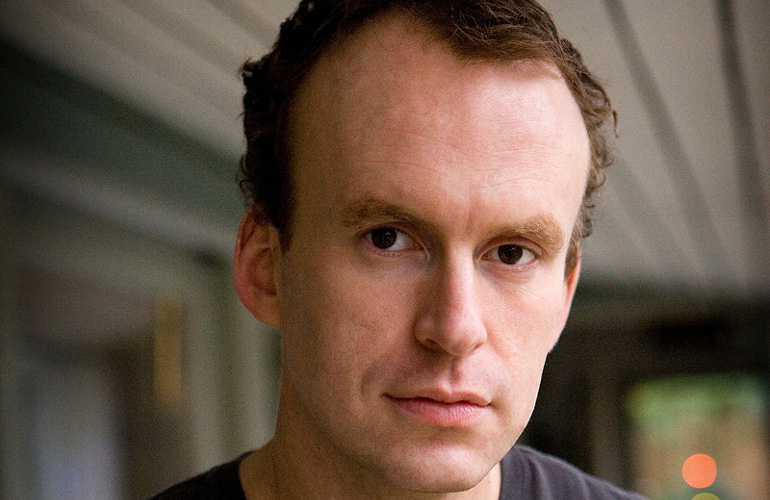 Image of Novelist Matt Haig