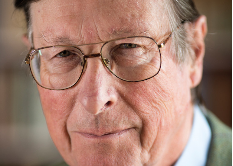Image of Tea and Cake with Sir Max Hastings