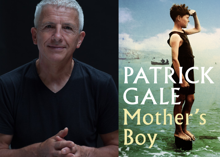 Image of An Evening with Patrick Gale