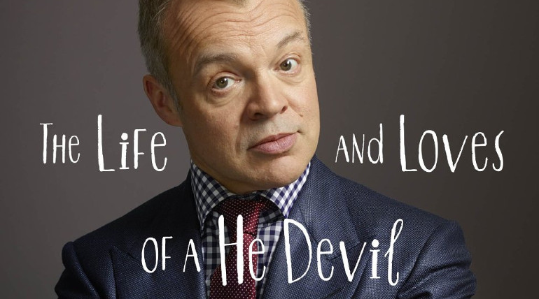 Image of Graham Norton Live – The Life and Loves of a He Devil