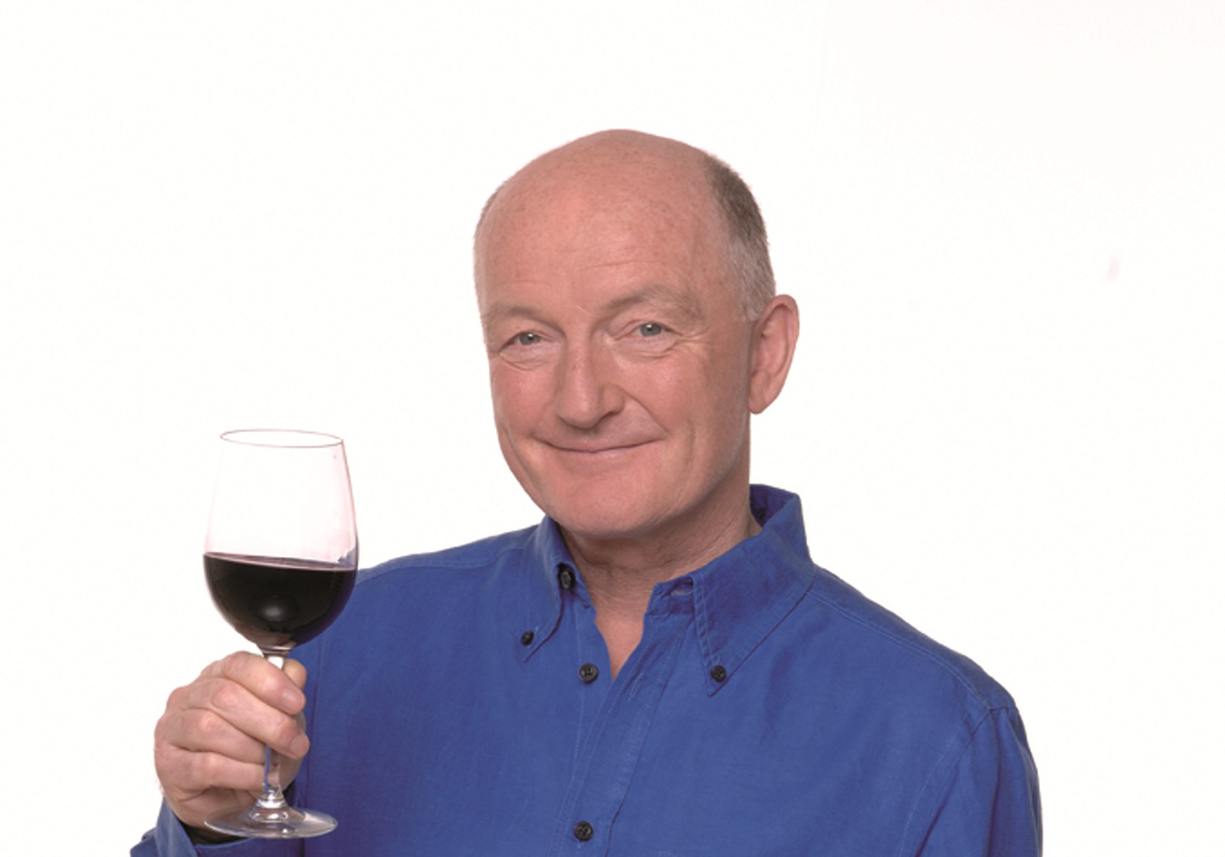 Image of A wine tasting with Oz Clarke