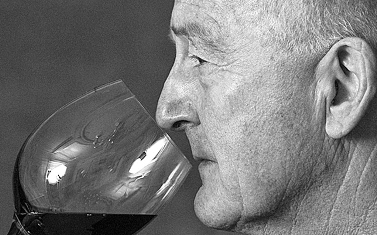 Image of Wine tasting with Oz Clarke