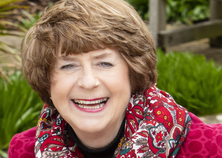 Image of Afternoon Tea & Cake with Pam Ayres