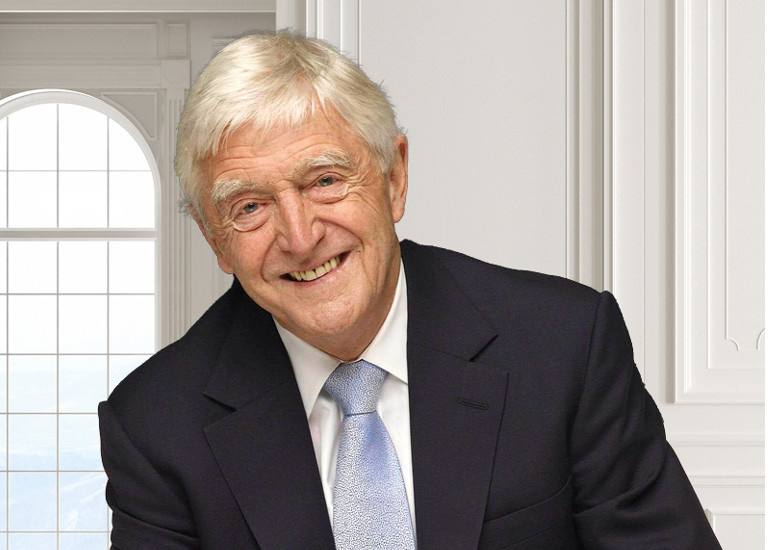 Image of A night in with Michael Parkinson – online event