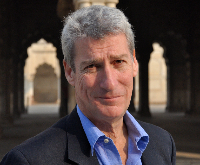 Image of Jeremy Paxman on his Life in Questions