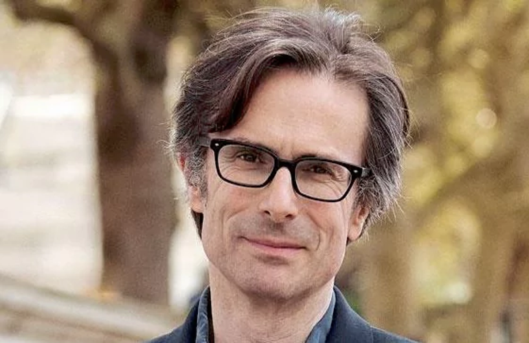 Image of Robert Peston on WTF Happened and What Happens Next