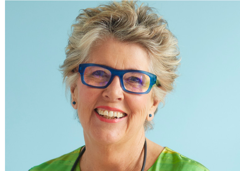 Image of Afternoon tea and cake with Prue Leith