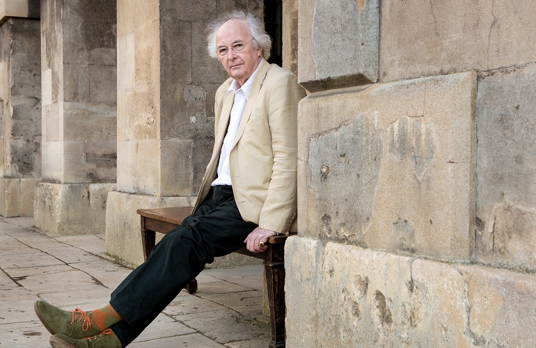 Image of Philip Pullman on Storytelling