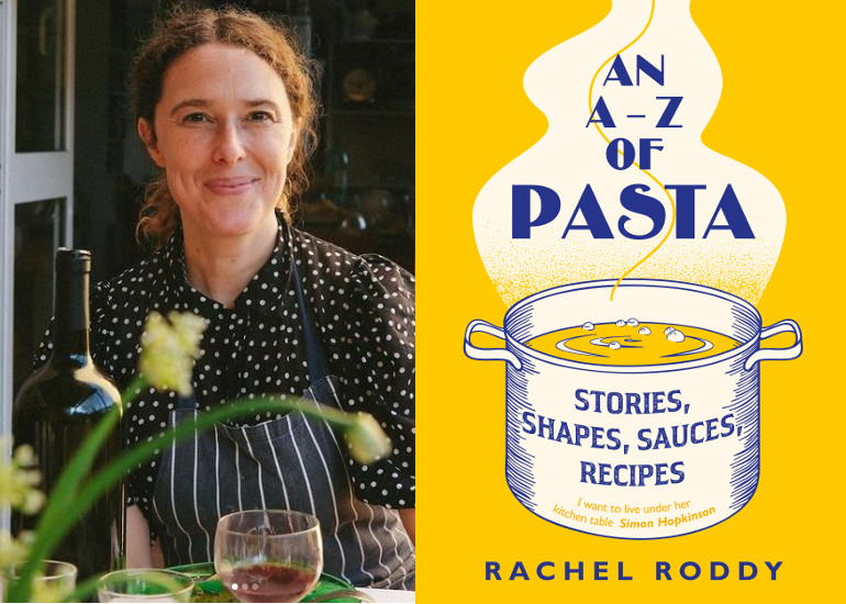 Image of NEW VENUE: Pasta Making and Storytelling with Rachel Roddy