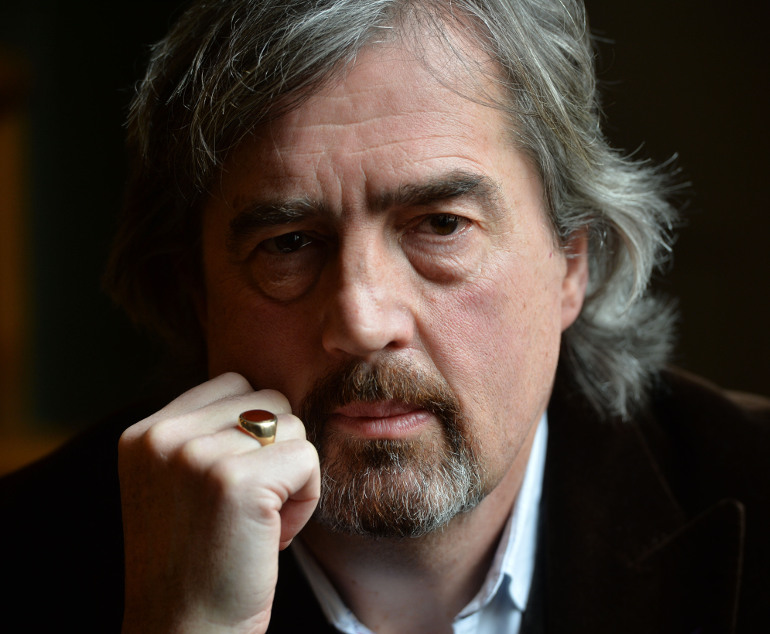 sebastian barry website