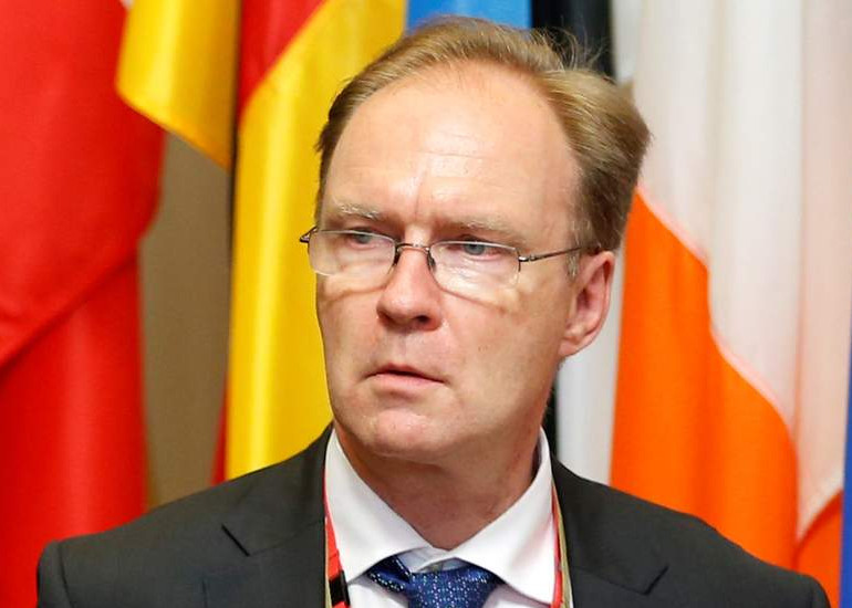 Image of Sir Ivan Rogers on Brexit