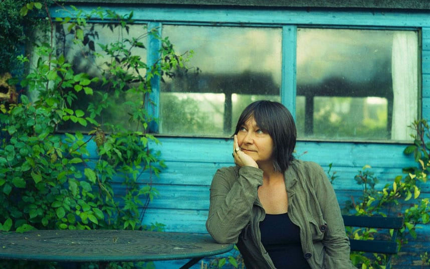 Image of Booker Shortlisted Ali Smith with Winter