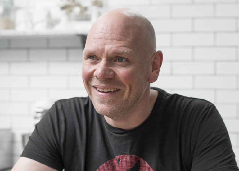 Image of Tom Kerridge